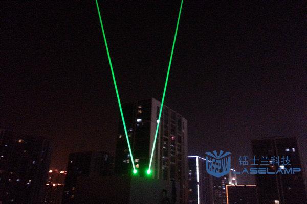 广西柳州恒隆汇地产双地标亮化工程