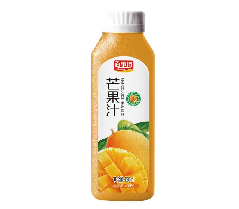 450ml 百事得芒果汁
