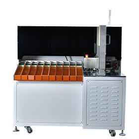 十档圆柱电池分选机