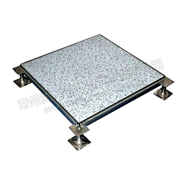 防静电地板-全钢有边防静电地板