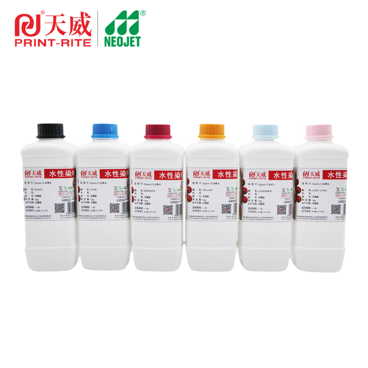 Water Based Dye Ink