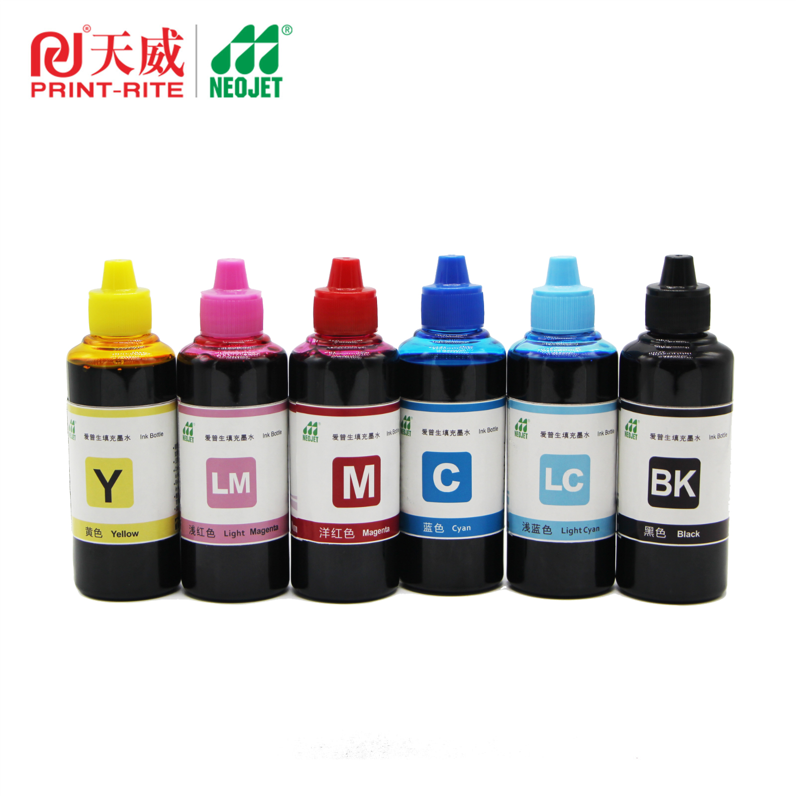 Desktop dye ink