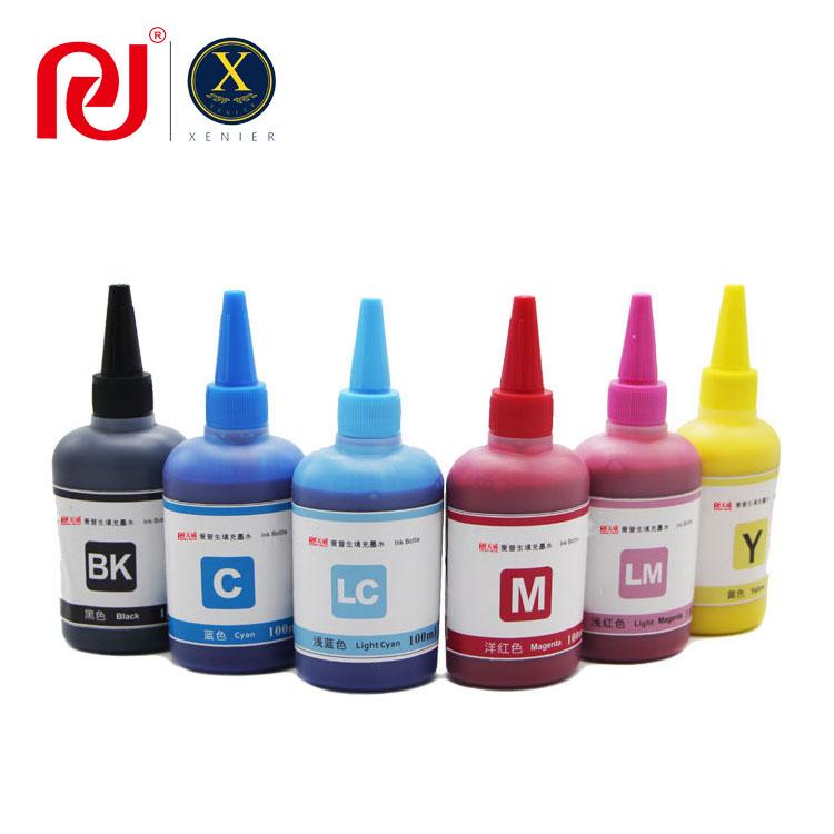 Desktop dye ink