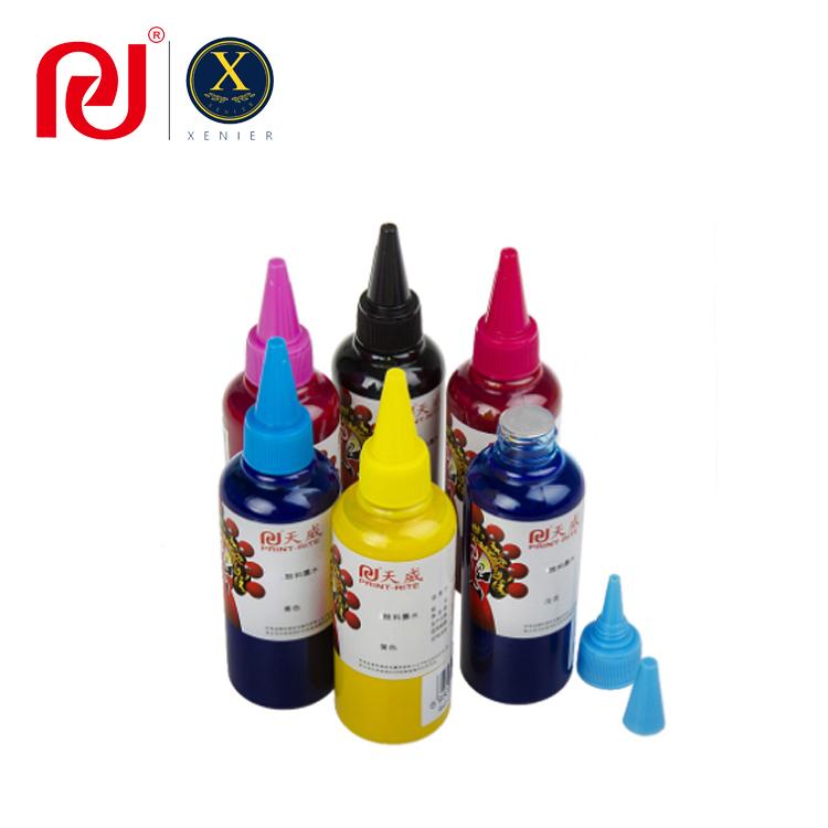 Desktop pigment ink