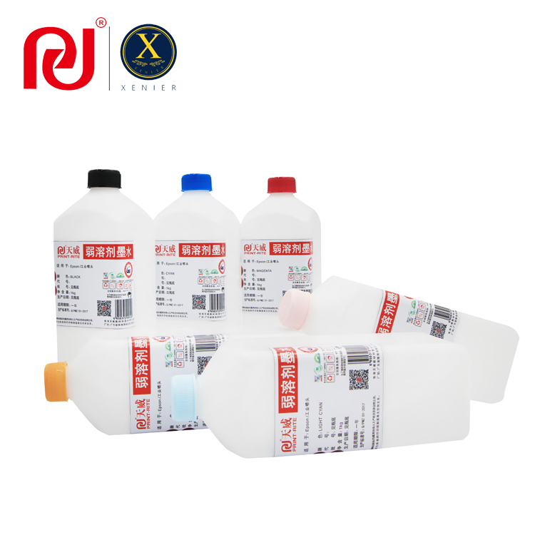 Eco Solvent Ink for Advertising Printing