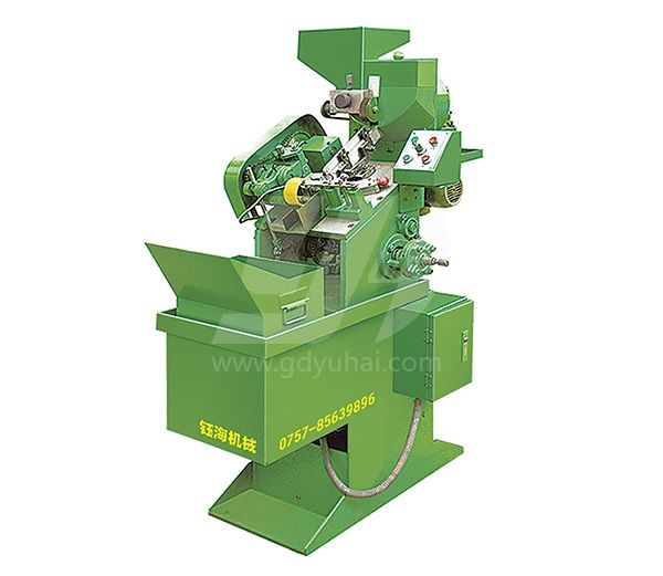 Milling tail machine