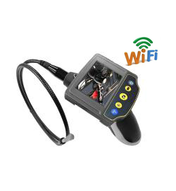 Wifi Endoscope with LCD Monitor
