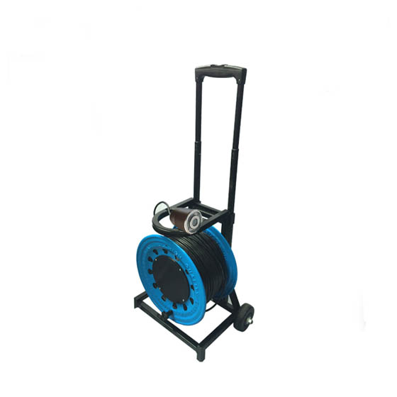 Underwater Well Borehole Inspection Camera with 30M-200M cable