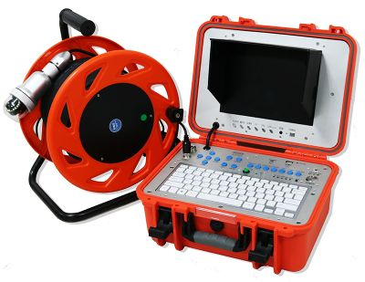 Pipe Underwater & Chimney Video Inspection Camera System