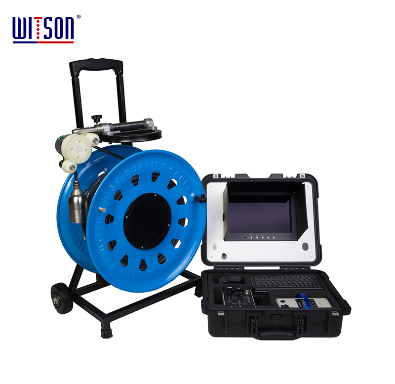 Witson High Definition Under Water Inspection System with Meter Counter