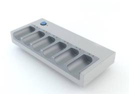 专业六位高效充电箱HX-CB6