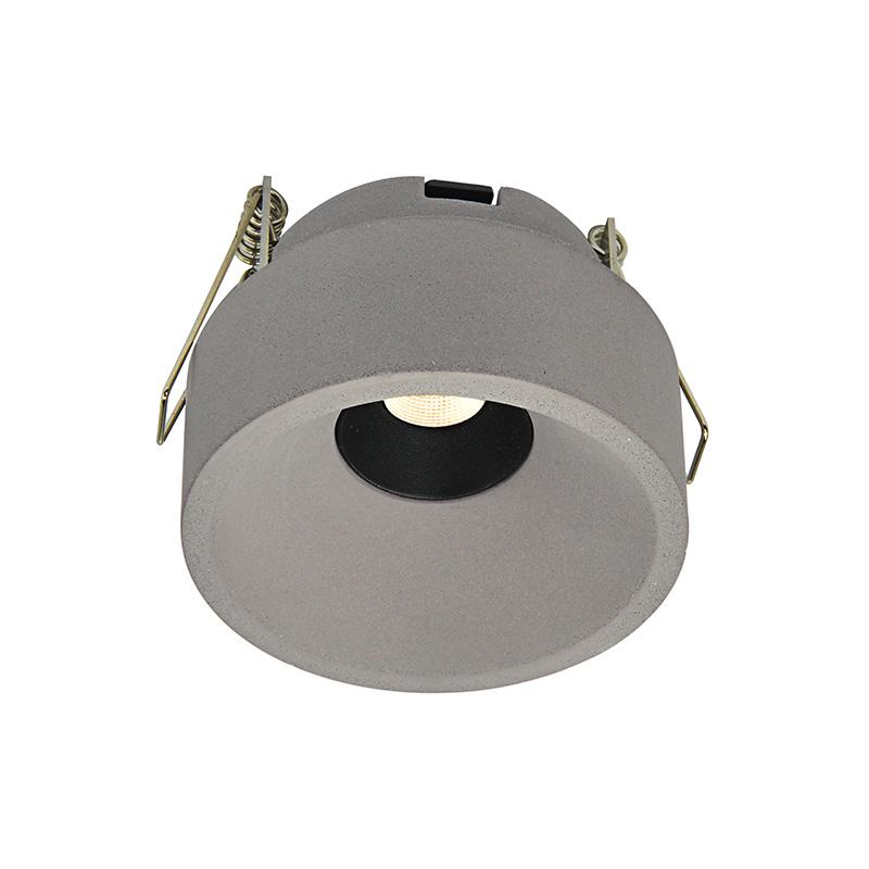 110224D-Gray cement plus black - light up