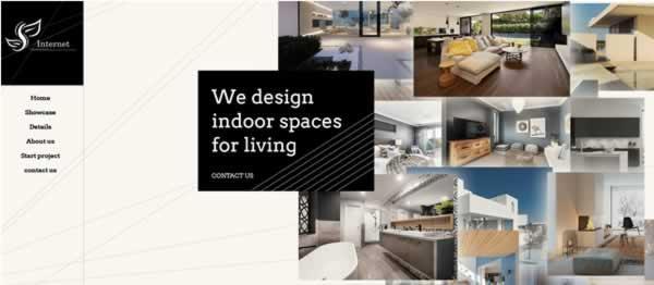 室内设计网站模板T2702.jpg