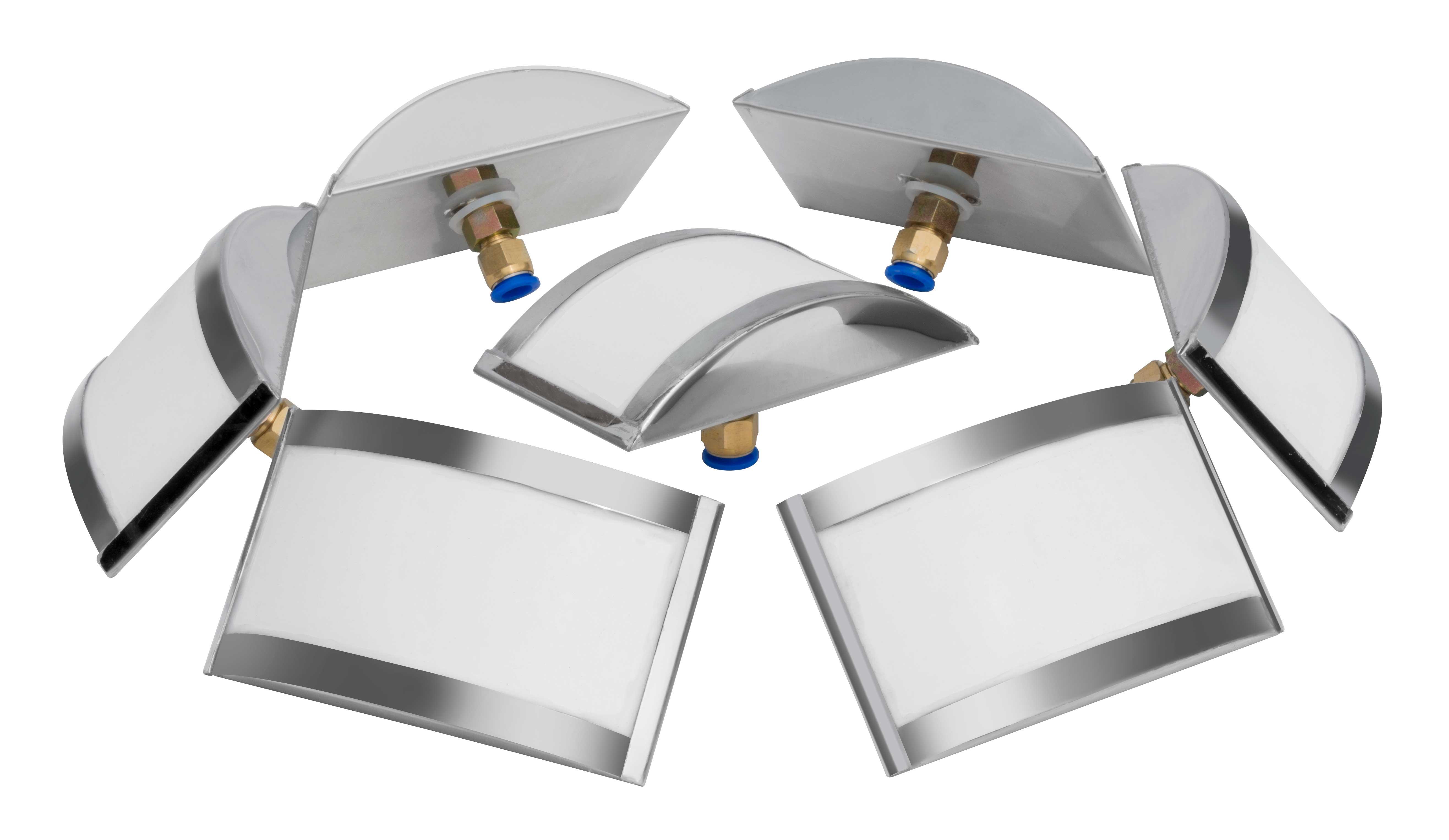 16-SAB型不銹鋼破拱氣墊