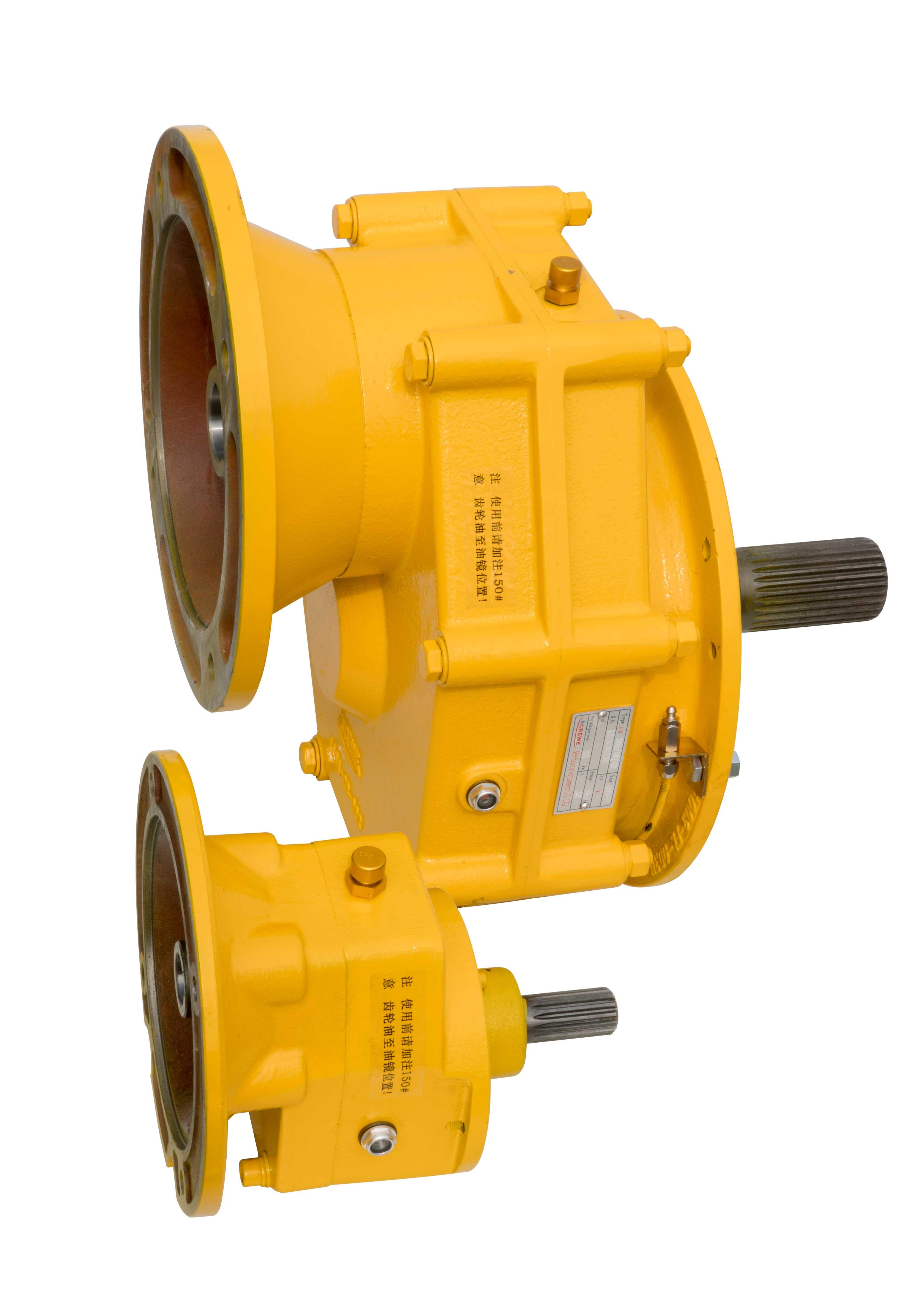 19-GB型螺旋機專用減速機系列