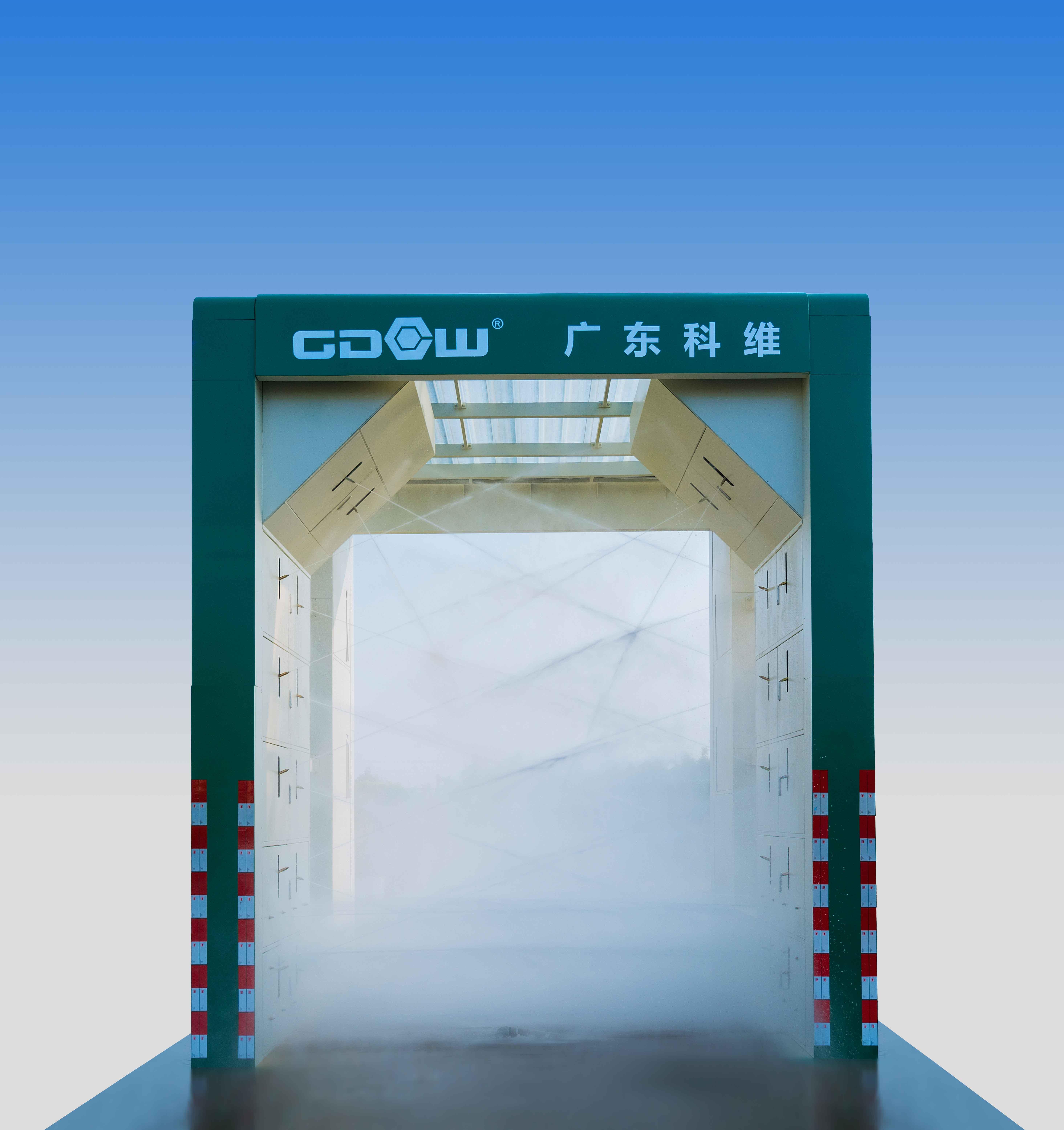21-CW-650型全自動智能洗車機系列-2