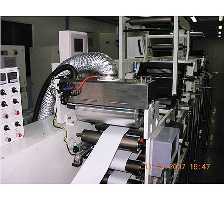 窄幅高速电晕处理机