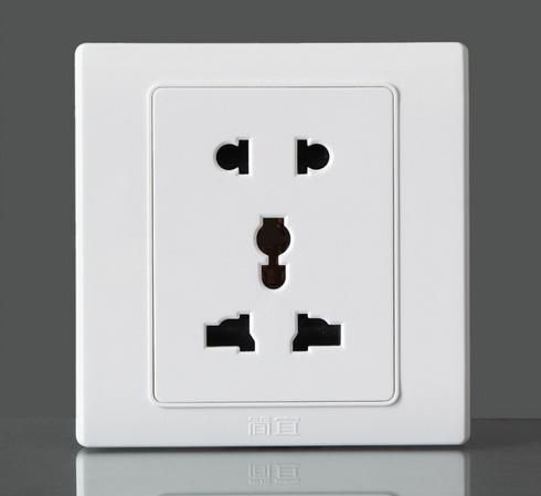 Panel-socket