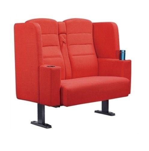 情侣座影院椅厂家,真皮情侣座椅,实木情侣座椅MS-QL-003