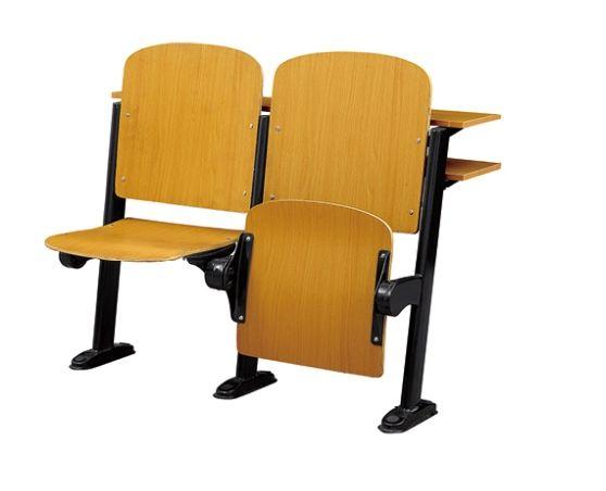 单人位课桌椅,实木课桌椅,学生单人位课桌椅,学生单人位阶梯排椅,学校单人位课桌椅MS-K09