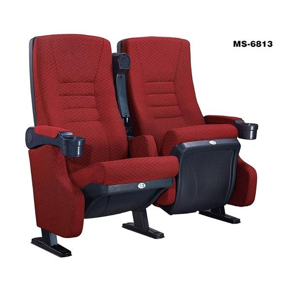 广东影院椅,影院椅厂家,耐用影院椅-MS-6813