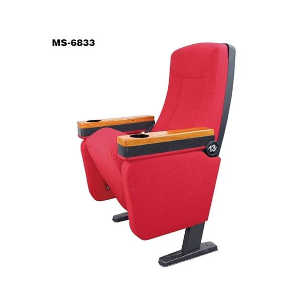 广东影院椅,胶壳影院椅,剧院椅MS-6833