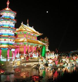 """中国""""彩灯之乡""""文化创意产业园报告"""