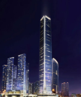 成都环球贸易广场(B1地块)项目