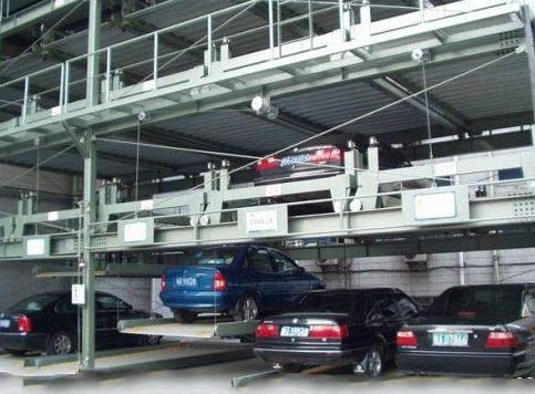 宜宾市翠屏区长春街智能立体停车场建设项目可研