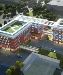 成都市中西医结合医院急救中心和感染科建设项目可行性研究报告