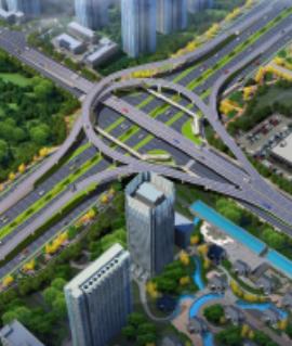 成致路跨三环路跨线桥节点改造工程可行性研究报告评审