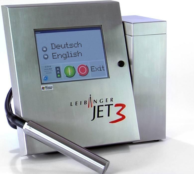 莱宾格jet3up喷码机