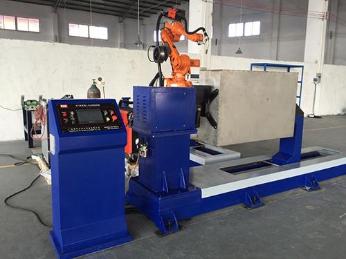 ABB機器人焊接設備(國網許繼)