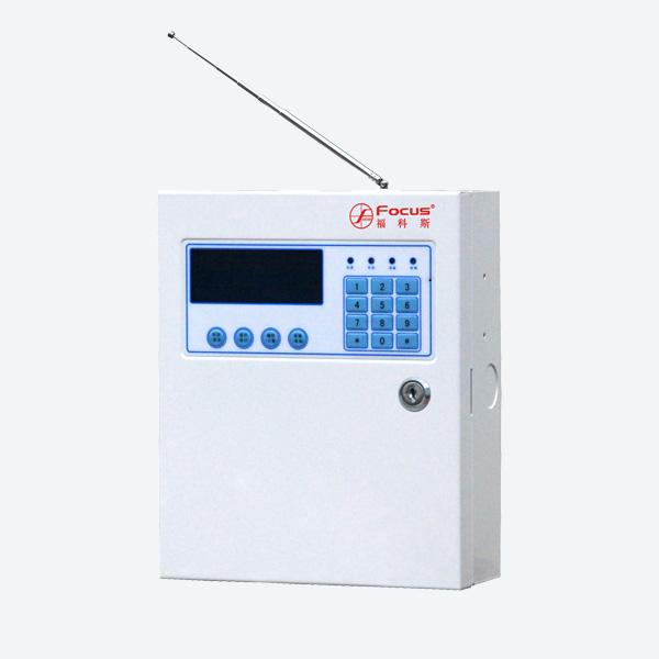 FC-7540网络+GPRS联网报警主机