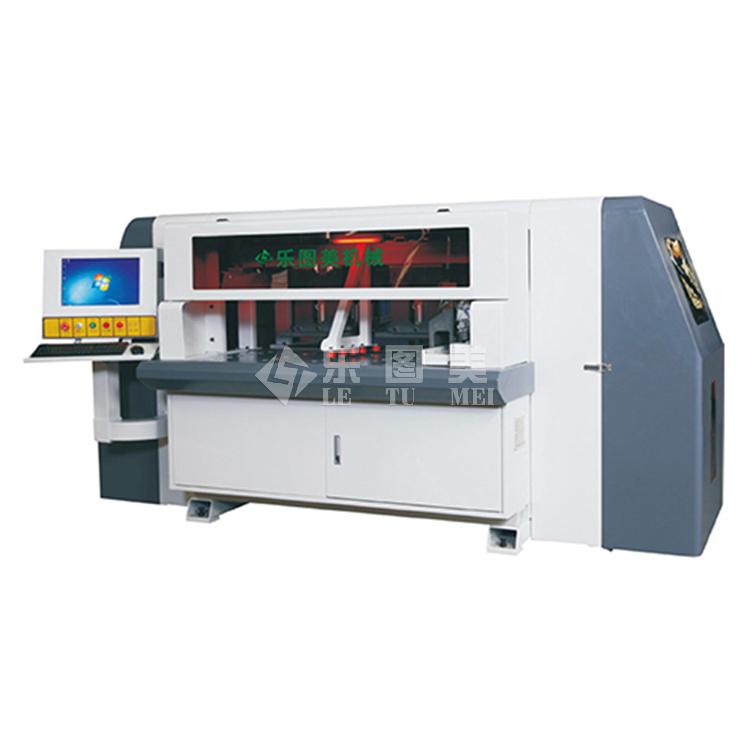 Automatic CNC five sides drilling
