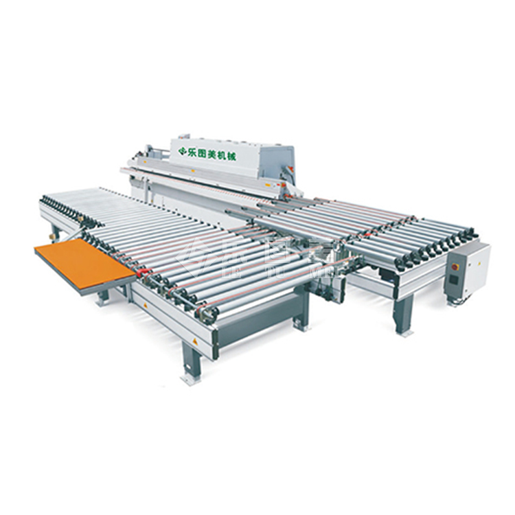 Automatic sealing line