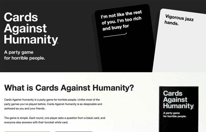 纸牌游戏公司网站