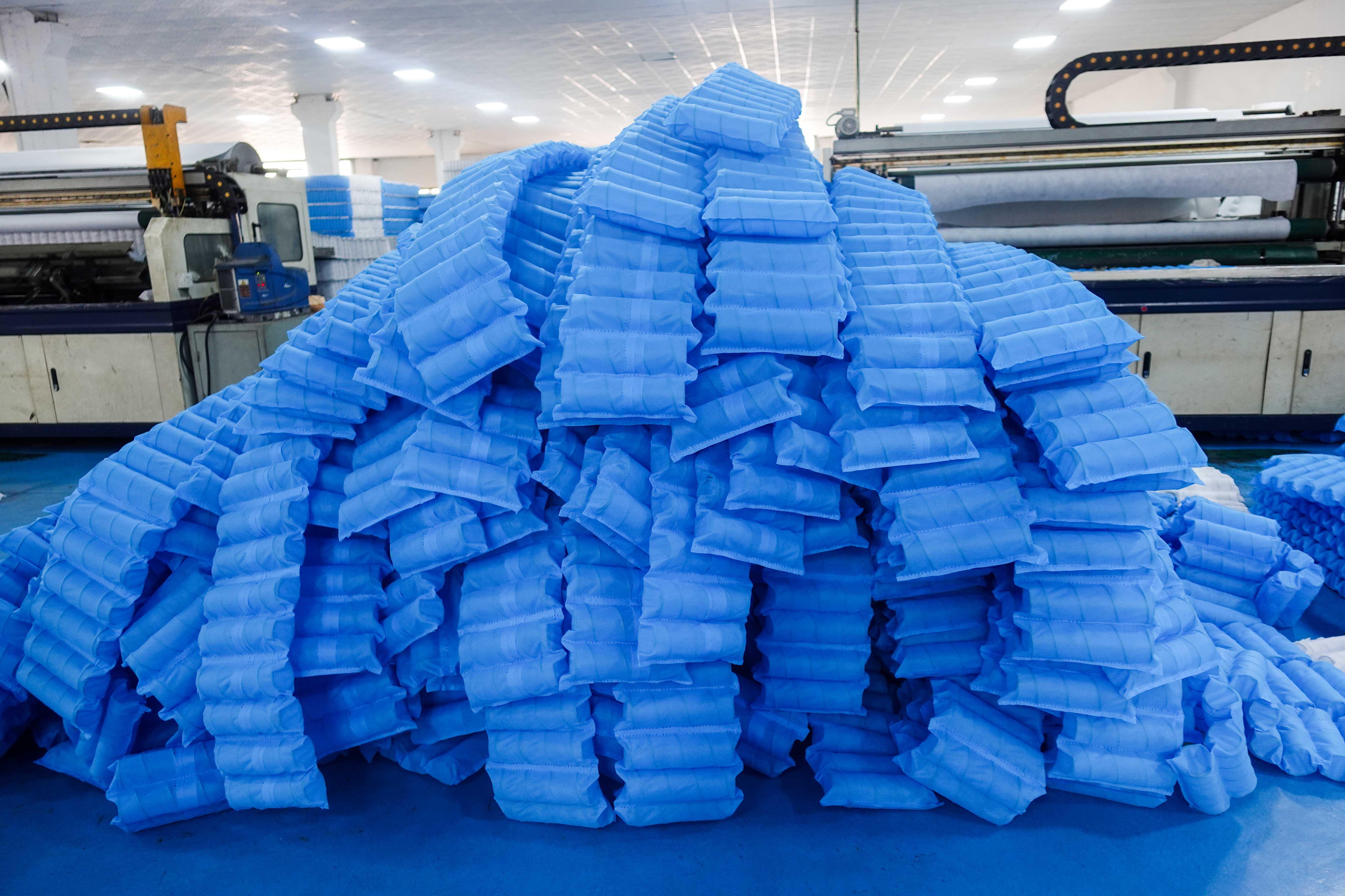 工厂直销床垫袋装弹簧