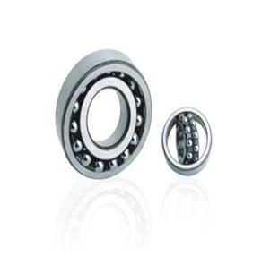 Centering ball bearing