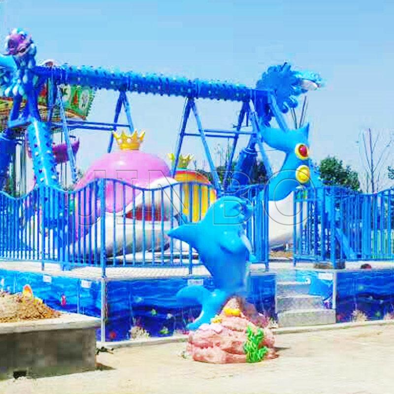 亲子乐园儿童游乐设备