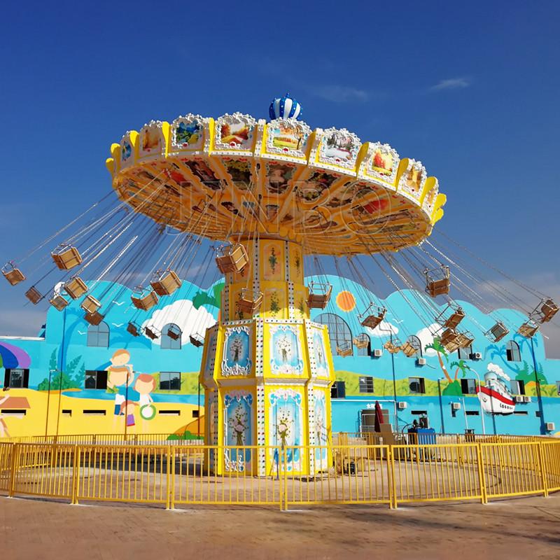 新款大型游樂場設備