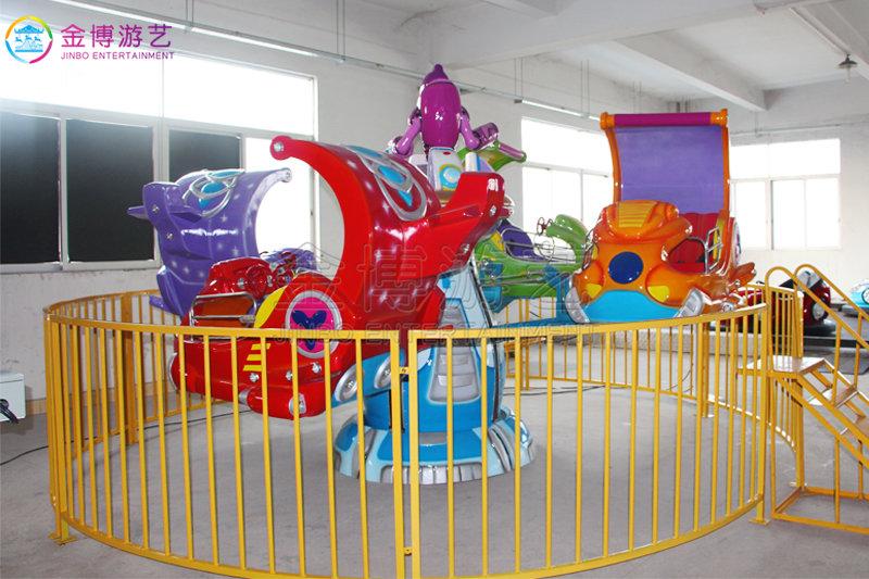 兒童新型游樂設備