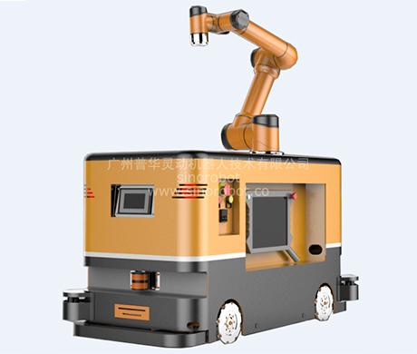 全向移动六轴OMR机器人