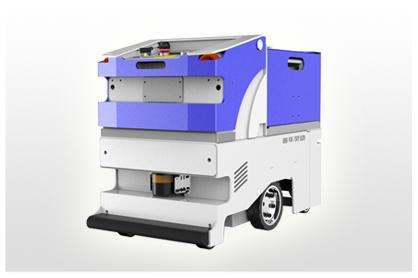 牵引式AGV小车-单驱单向后牵引式AGV—标准型