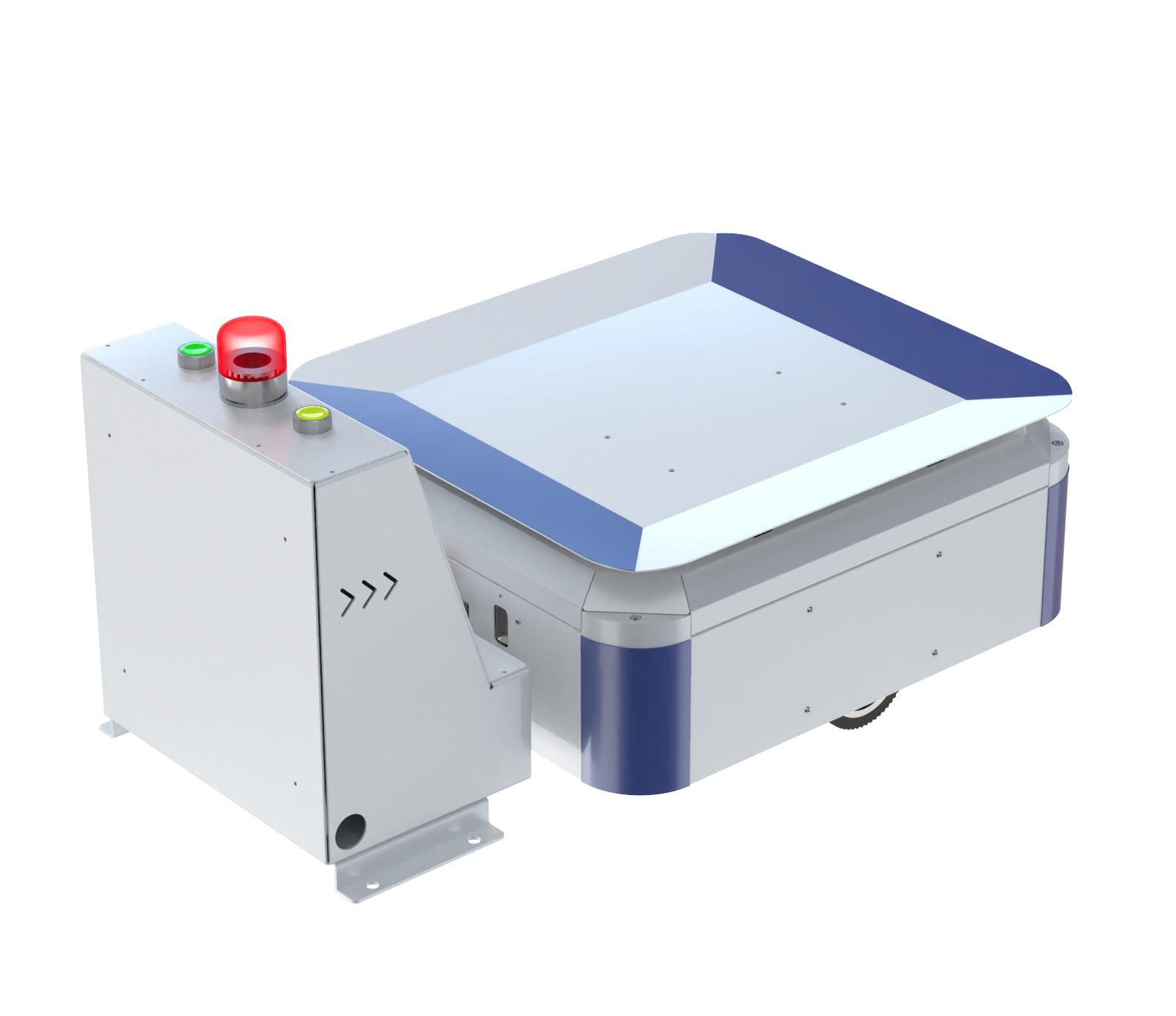 灵动丨小KIVA—智能仓储翻盖式AGV