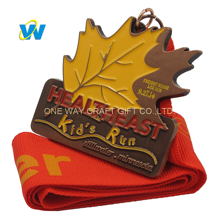 Personalization Design Custom Award Medal