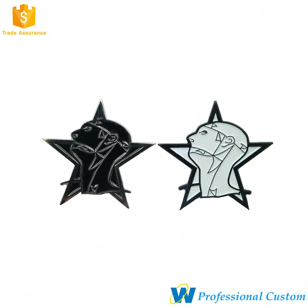 2019 wholesale die cast soft enamel lapel pins