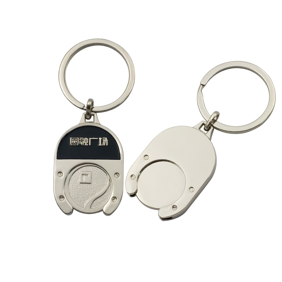 Key Chain Manufacturer Promotional Wholesale Custom Souvenir Metal Keychain