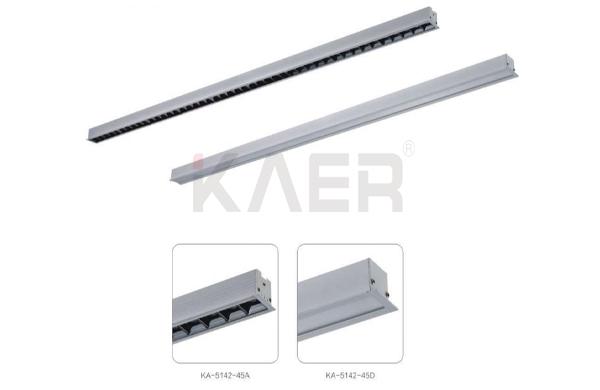 LED 線條辦公燈