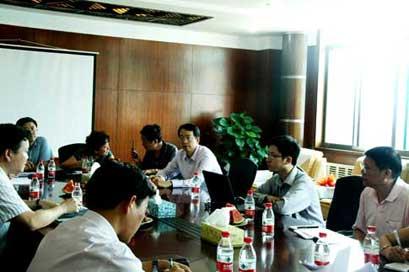 """贵州省""""十二五""""产业重点项目国内专家组莅临百灵调研"""